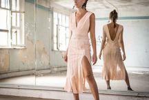 Créations / Mes créations de robes de soirée