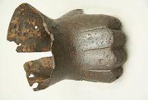 Plechovice (Plechové rukavice)