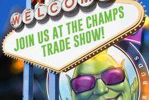 Champs Trade Show, Las Vegas - 2016