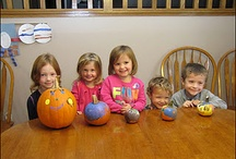 Halloween / Fun Halloween crafts and activities for your kids. / by Toys In The Dryer