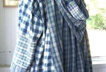 upcycling shirt