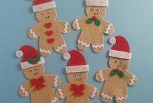 Christmas felt Board Sets