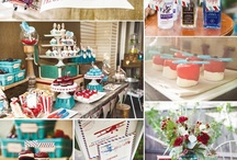 Travel theme Baby shower / by Sarah Nicole