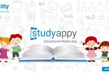 StudyAppy - Educational Mobile App / Attract and Educate the Next Generation of Students with Your Institutional Mobile App.