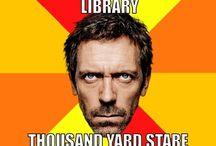 Librarians: Fun & Funny