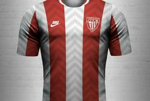 Voetbal shirts