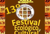 13o. Festival Ecológico y Cultural QuisQueya / Comienza febrero, mes en que por primera vez abrió su portón QuisQueya eco-arte-café. Por lo que el sábado 25 de febrero celebraremos el 13o. Festival Ecológico y Cultural. ¡Ya están convidados!
