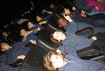 Planetário | Fevereiro 2015 / No dia 24 fevereiro as nossas alunas e os nossos alunos do 3º ano do 1º CEB foram em Visita de Estudo ao Planetário, em Belém.