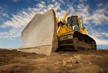 construction equipment / by Ronald Stoneking