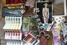 INSPIRATION BOARDS & BOOKS