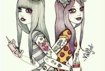 Desene :* ♡♥
