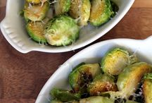 Food - brussel sprouts