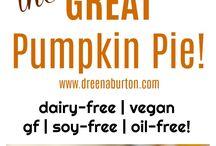 Pumpkin pai