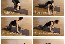 Yoga hareket dizileri