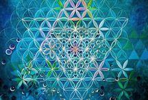 Sacred Geometry, Flower of Life