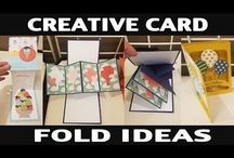 Different fold cards