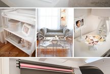 Studio Interior Design Inspiration / Color scheme and style inspiration for studio design