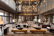Lobby Hotel Design