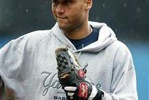 Jeter @New York Yankees / by Linda Delamater