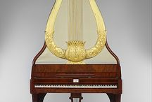 Antique Musical Instruments