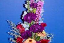 Floral Designs: Vertical