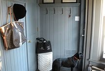 Boot room inspiration / Boot room designs we love at Emma Hooton Ltd