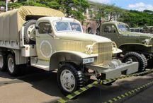 Veículos Militares Segunda Guerra