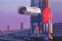 80's Sci fi