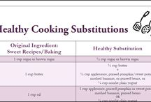 healthy cooking / by Jo Sablan