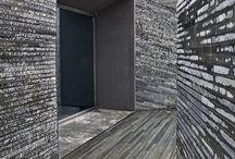 architecture . textures