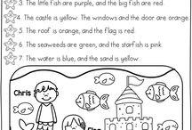 First Grade Fluency