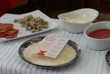 zpizza Jr. Chef Parties / Tips and ideas to host a party at home or in store with our Jr. Chef Pizza Kits for kids 12 and under