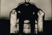 Anton Corbijn - David Byrne / Dutch Photographer