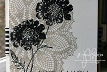 Hello Doily - Stampin' Up!