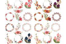 Bujo - stickers