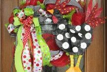 Wreaths / by Pamela Palmer