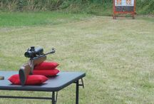 Cometa Fenix .22 Cal Air Rifle - First Shots / The are the first shots after sighting in the Cometa Fenix 400 .22 Cal Air Rifle at the grounds at Trenier.  www.cadwis.com.  We carry MTC scopes as well.  See us at www.cadwis.com