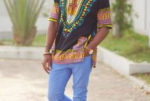 Outfit - African