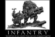 Warmachine / by Andy Akins