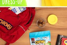 Quaker® Chewy Back to School Prep