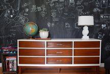 :: Mid Century Modern / mid century modern home decor, mcm