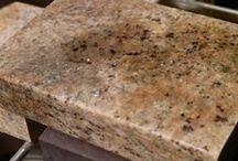 stain on granite