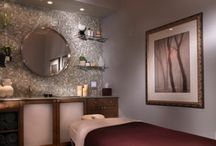 Esthetician Treatment Room Inspiration / Estheticians follow and I will add you so you can share photos of your now or your dream special Skin Care Treatment Rooms. I can't wait to see your special space!