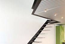 Escaleras Flotantes Modern