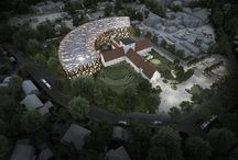 Vikingtids Museum / Vikingtids museum by mmw architects together with Grindaker architects and Arcasa Architecs