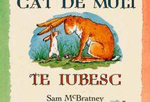 Cărți cu animale / Cărți cu animale pe care noi le-am citit împreună cu copiii noștrii. Recenzii se găsesc pe http://filedevis.ro/povesti/cu-animale/