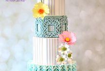sophisticated cake