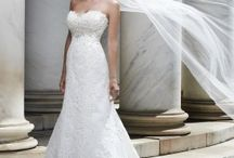 Wedding Dresses / Designers we carry in the store