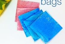 Plastic bag recycle