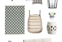 Outdoors Deck furniture